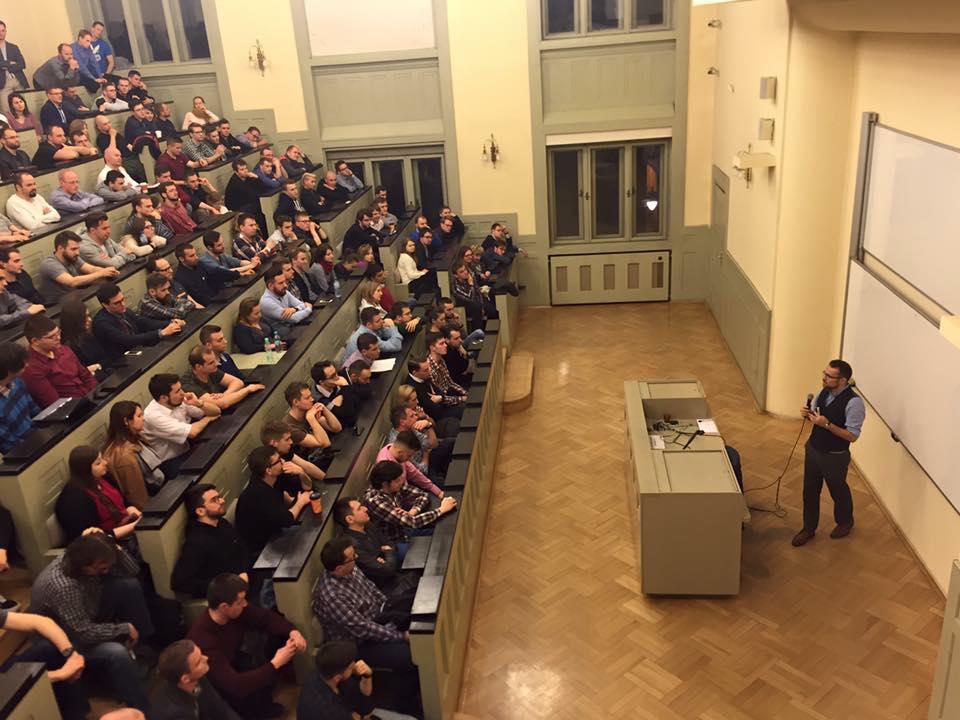 wykład na Uniwersytecie Jagiellońskim marzec 2017 na temat sytuacji na wschodniej flance NATO